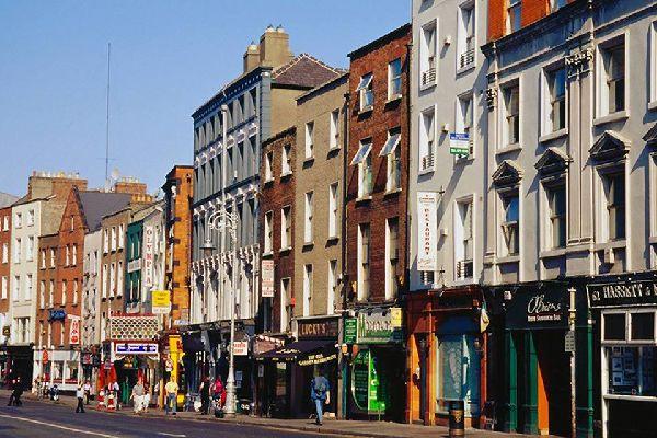 Primavera a Dublino